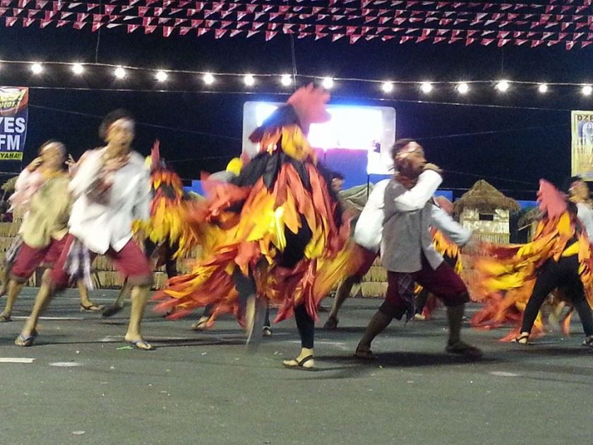 Pamulinawen Festival at Aliwan Fiesta 2014  (photo from Aliwan Facebook Page)