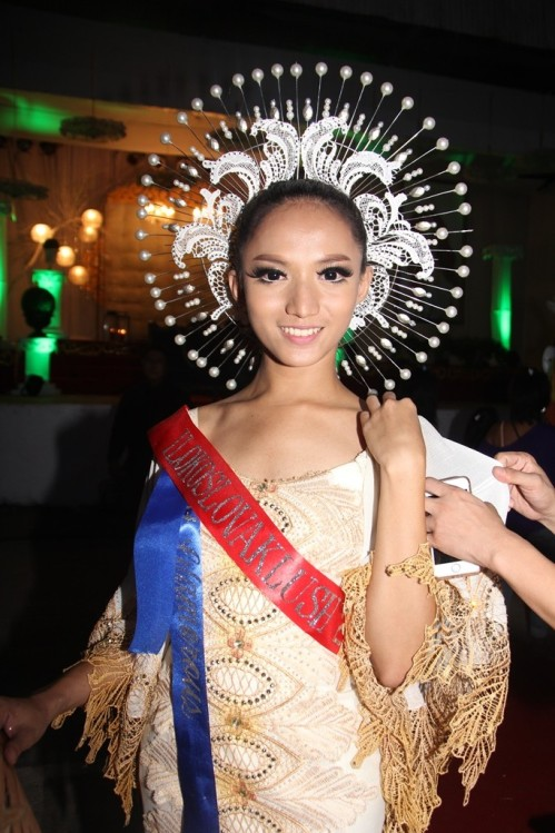 1st Runner Up, Miss Ilocoslovaklush