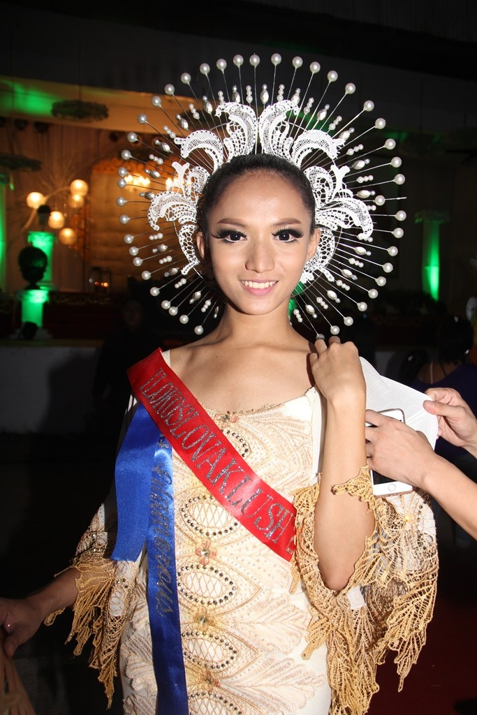1st Runner Up, Miss Ilocoslovaklush