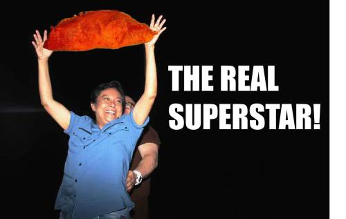 The Real Superstar