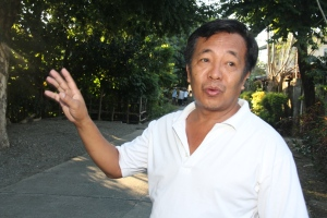 Brgy. Chairman Romulo Bartolome: Landowners have been paid by as much as 30 percent.