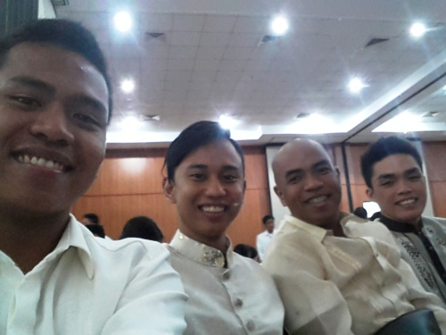 Your karikna with some provincial scholars