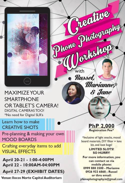 phone workshop